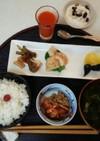 長皿朝食(血管ダイエット食822)