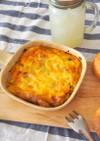 夏野菜とチーズのスパニッシュオムレツ