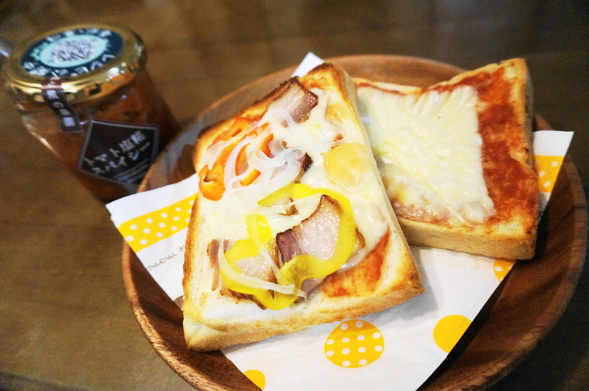 ピザトースト+