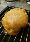 【糖質制限】HBでふすま粉&大豆粉のパン