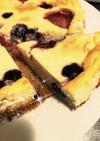 妊婦さんも安心☆ベイクドチーズケーキ