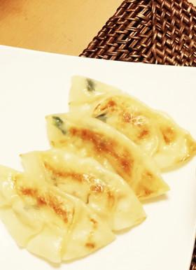 海老とお豆腐のヘルシー餃子