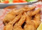 カラッと塩味の鶏唐揚げ
