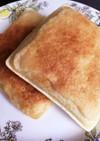 ランチパックでメロンパントースト