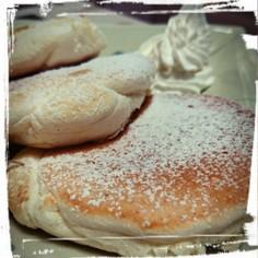 HMで幸せのパンケーキ風