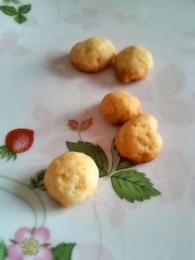 天ぷら粉DEライチ風味cookie