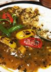 焼き野菜カレー 大阪インディアンカレー風
