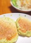 豆腐のパンケーキ♡離乳食にも☆