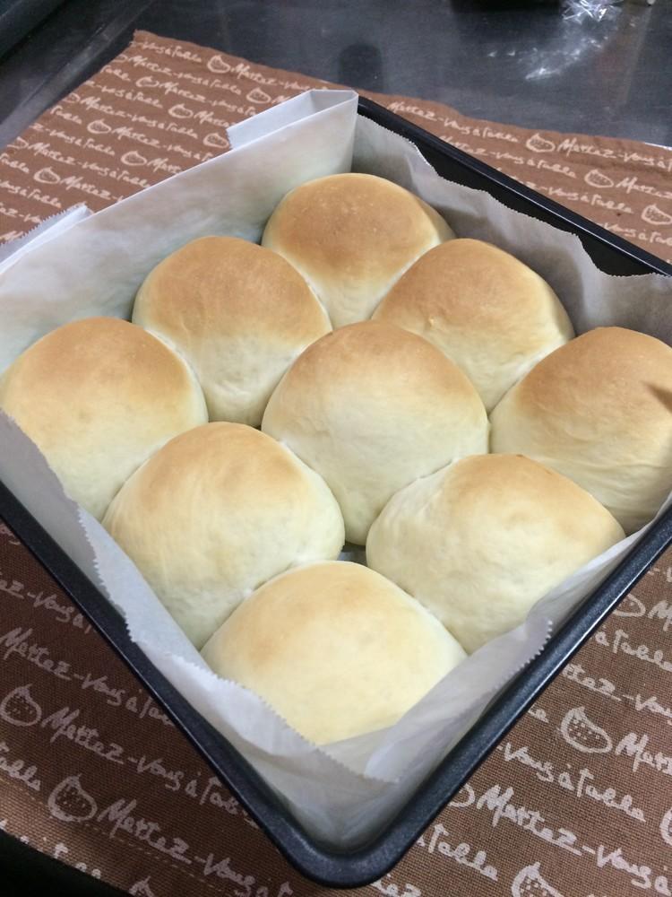豆乳とココナッツオイルでちぎりパン