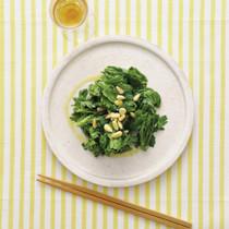 春菊松の実サラダ