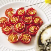 セミドライトマトグリル