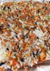納豆ご飯のおやき(離乳食完了期)