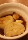 ジャンボにんにくのオイル焼き