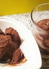 ☆簡単☆チョコアイスクリーム&濃厚ココア