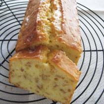 生姜のパウンドケーキ