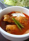 パプリカッシュ・チルケ(鶏のパプリカ煮)