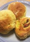 ほったらかし発酵こねない野菜ペーストパン