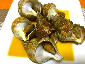 今が旬☆つぶ貝の簡単丸ごと生姜煮