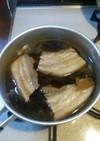 簡単な醤油煮豚チャーシューの作り方