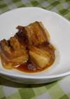 豚バラ角煮