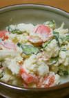 マカロニポテトサラダ