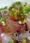 生活クラブのすし酢とリンゴ酢で簡単海鮮丼