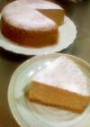 マクロビ☆ベイクドチーズ風ケーキ