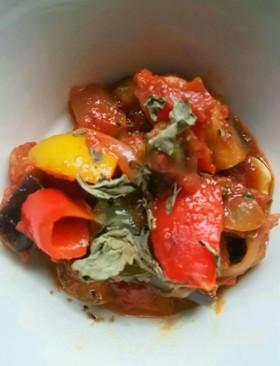 長島大陸で採れた新鮮夏野菜のラタトゥイユ