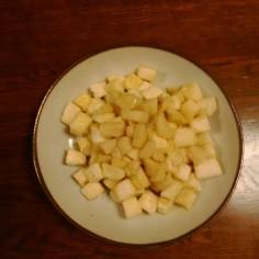 ~帆立とはんぺんのバター醤油ソテー~