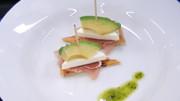 【しらすパイ】アボガドチーズの写真