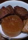 豚のマーマレード角煮