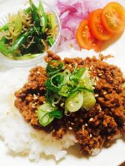 管理栄養士の基本の肉味噌の写真