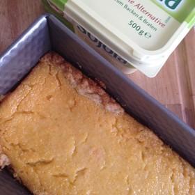 乳製品不使用ビーガン♡とうふチーズケーキ