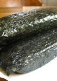 漁師さんのお弁当 ~鉄砲巻き~