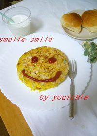 E笑顔♪♪カリカリスペイン風オムレツ