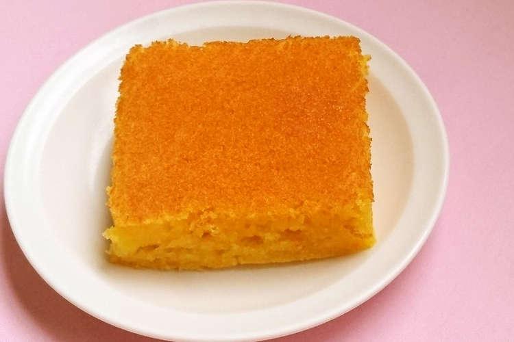 ケーキ にんじん