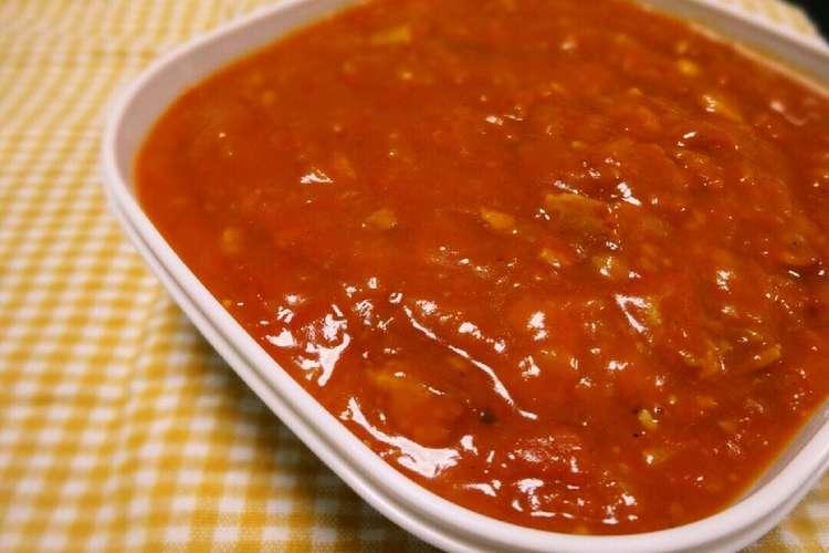 消費 ソース 大量 トマト