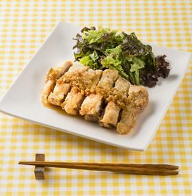 カリッとジューシー油淋鶏(ユーリンチー)