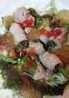 ジュレ肉巻き(血管ダイエット食838)