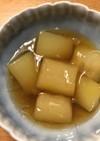 優しい味! 夕顔 (冬瓜) の煮物
