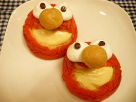♪エルモのシュークリーム♪