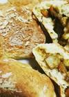材料5つで簡単☆揚げないカレーパン