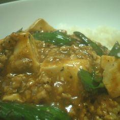 ■家常菜な四川風麻婆豆腐