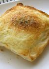 食パンで 揚げないカレーパン