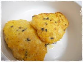 離乳食完了期 鶏豆腐ひじきハンバーグ