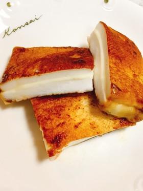 はんぺん*チーズ焼き