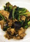 豚肉と小松菜の酢味噌和え〈やよい会〉