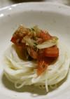 イタリアーンな素麺✩女子会風