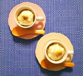 低糖質レシピ☆カシューナッツジェラート