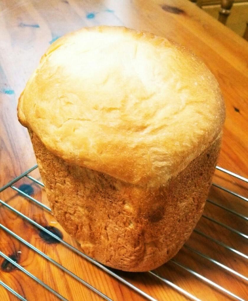 HCMではちみつミルク食パン